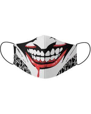 BTS - Mascara de Proteção Camada Dupla em Tecido 100% algodão