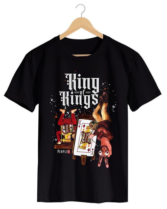 PPX011 Delivery - Camiseta Masculina Preta em Malha Algodão