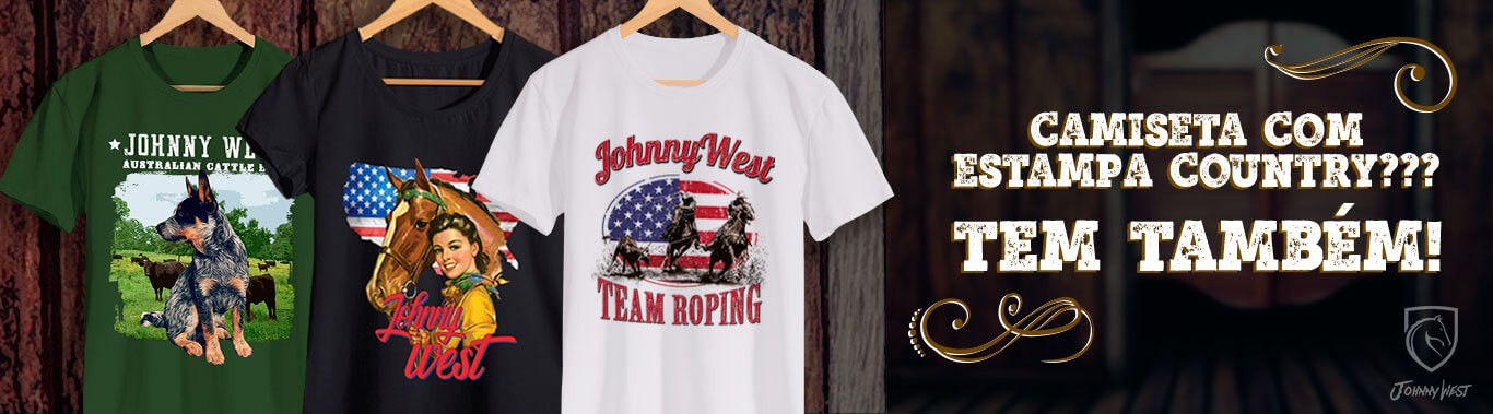 Camisetas Johnny West