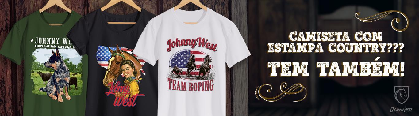 Camisetas Johnny West